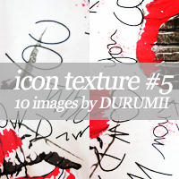 icon texture .5 by durumii