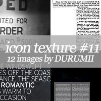 icon texture .11 by durumii