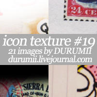 icon texture .19 by durumii