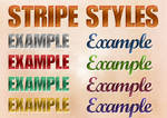 PS Striped Styles