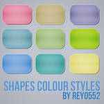 Shape Colour Styles