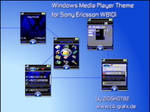 Media Player Skin for W810i