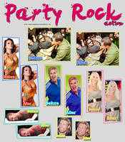 . Party Rock Action by SmartAndPowerful