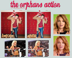 .The'Orphans'Action by SmartAndPowerful