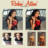 .Rockin' Action by SmartAndPowerful