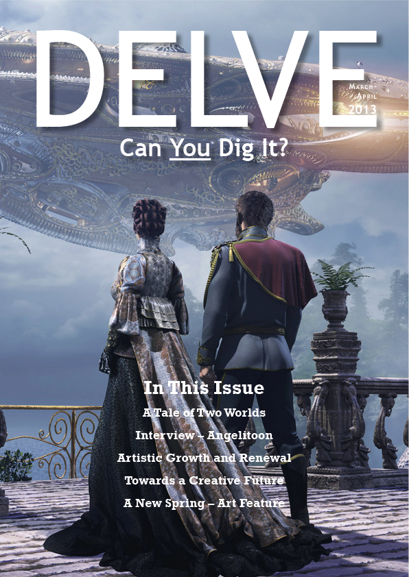 DELVE March-April 2013 high res by eschlehahn