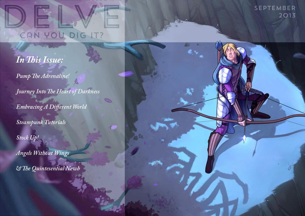 DELVE - Issue September 2013 by eschlehahn