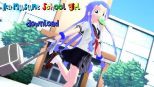 [MMD] Ika School Girl V1 (Edit) Download