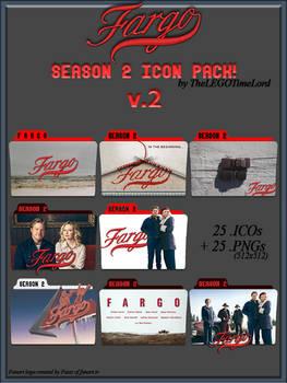 Fargo Season 2 Icon Pack v.2