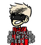 Michael Clifford Dress Up