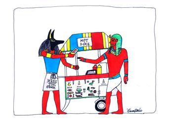 Egyptian Hotdogs