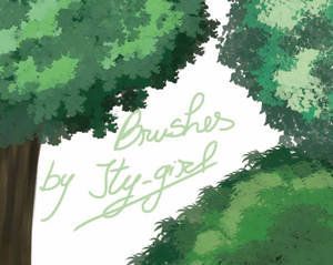 Forest Brushes