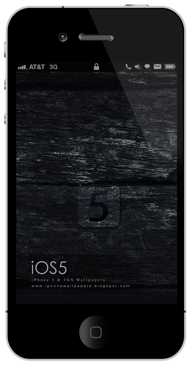 IOS 5 IPhone Wallpapers By Janaka86