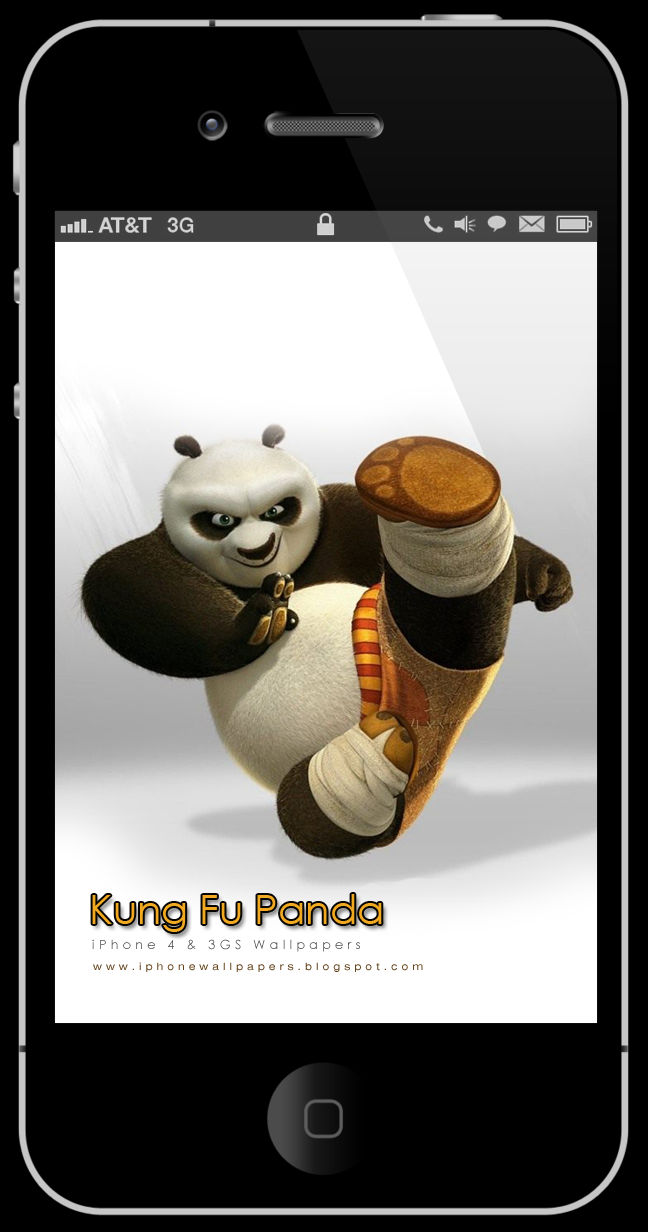 Kung Fu Panda Iphone Wallpaper By Janaka86 On Deviantart
