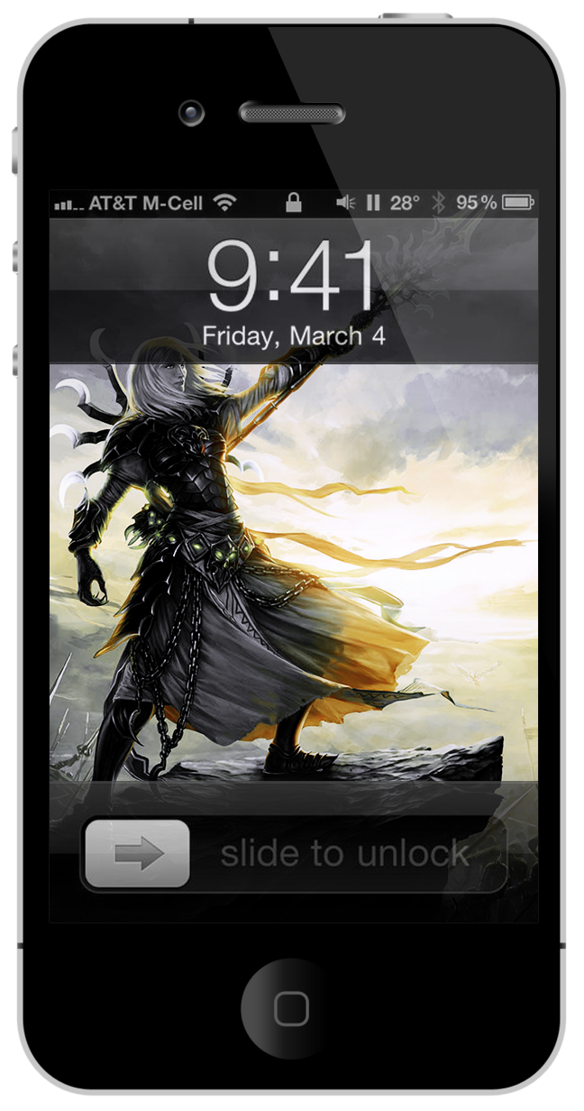 Might and Magic Heroes VI iPhone 4 and 3GS Wallpapers