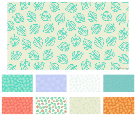 Nook Inc. Wallpaper Summer Collection