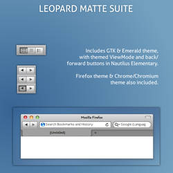 Leopard Matte-beta