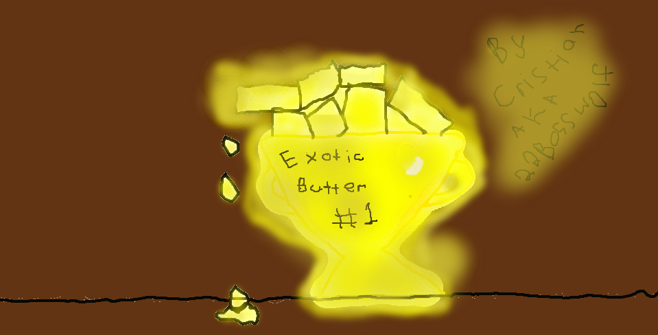 Exotic butter by 22bosswolf