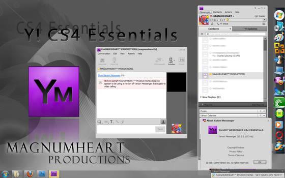 YM Themes : Adobe CS4 Skin