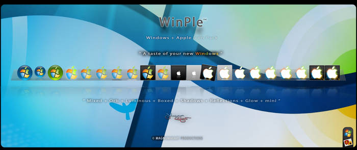 Ultimate Icons : Windows + Mac