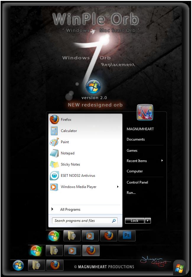 Ultimate Orb : Windows + Mac