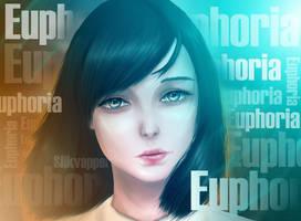 Euphoria poster by Shkvapper