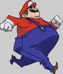 Mario by svenstoffels