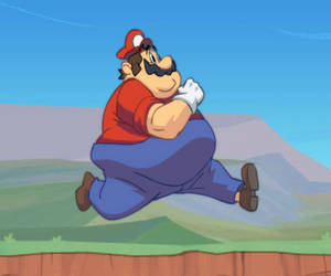 Mario Run  ANIMATION V2 by svenstoffels