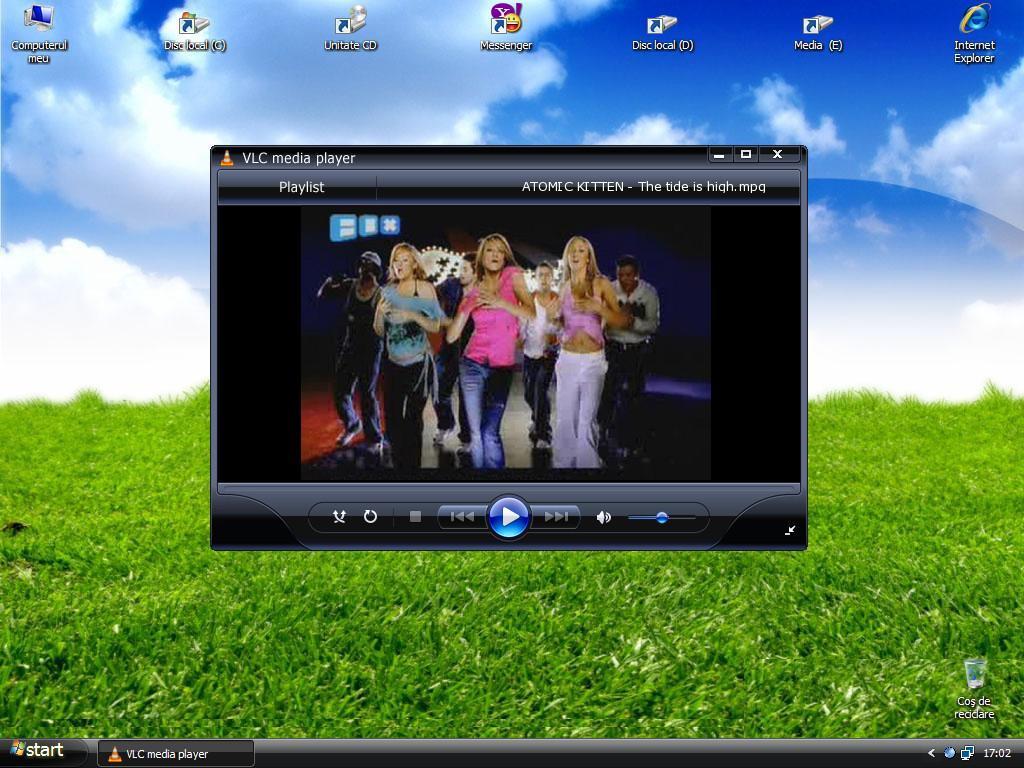VLC skins by nemiraal