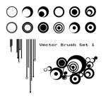 Vector Brush Set 1