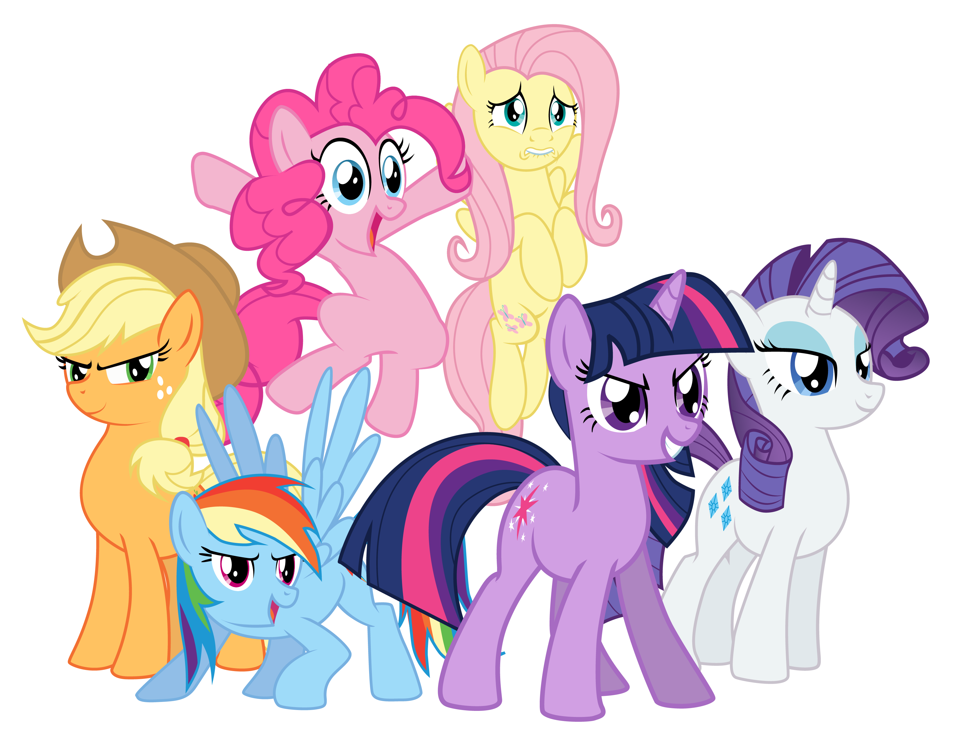 Mane 6 - Ready for Anything