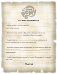 MLP Two-Parter Mad Lib