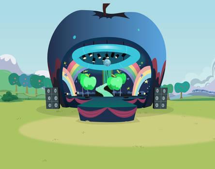 Apple Stage