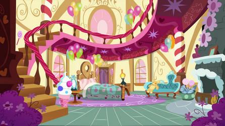 Pinkie Pie Bedroom