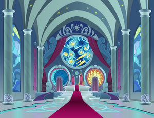 New Royal Throne Room