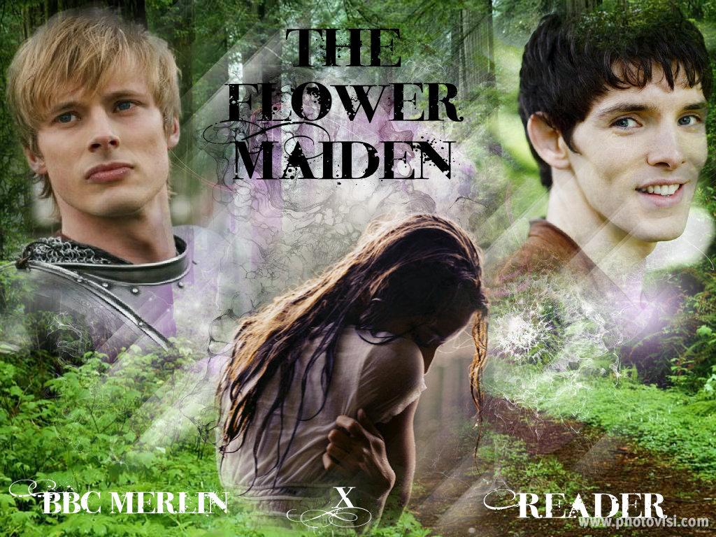 BBC Merlin X Reader - The Flower Maiden - intro by Berjhawn