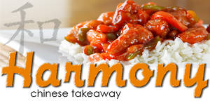 Harmony Chinese Takeaway Review
