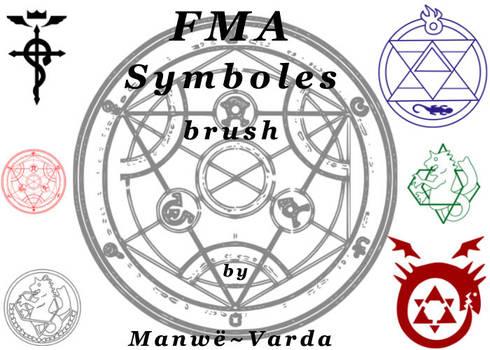FMA Symboles by Manwe-Varda