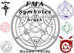 FMA Symboles