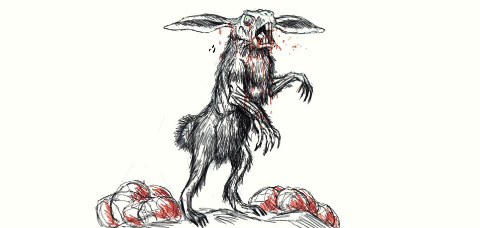 Quick Zombie Rabbit Sk...