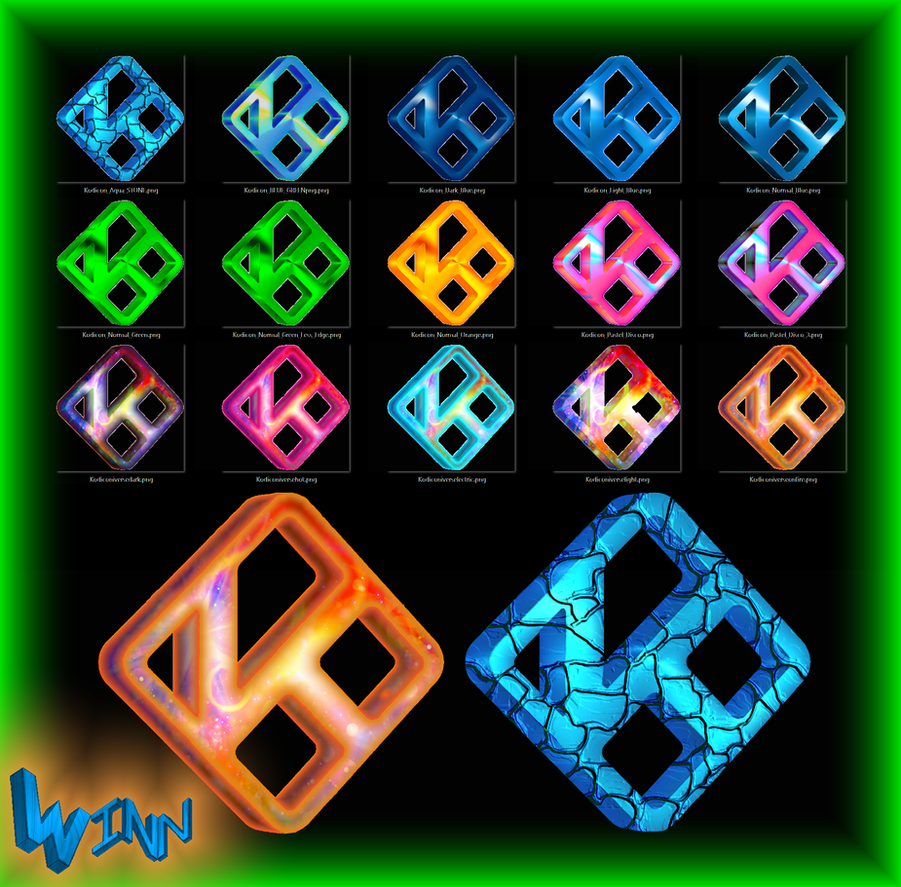 kodi icons and pngs by benjaminswinn on deviantart