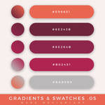 //. Swatches and Gradients .05