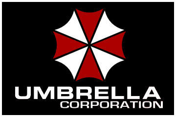 Umbrella Corporation Vector by tacticalatrophy