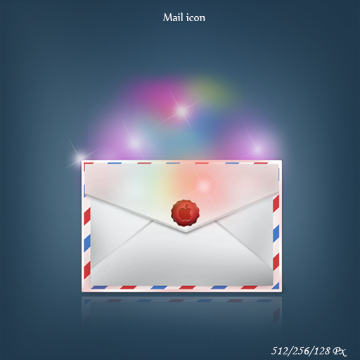 Mail Icon by ArKaNGL300