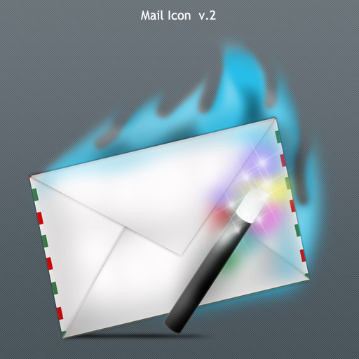 Mail Icon v.2 by ArKaNGL300