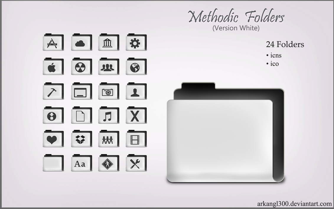 Methodic Folders by ArKaNGL300
