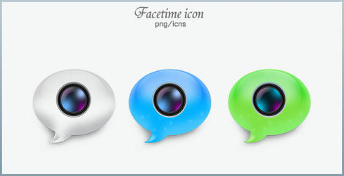 Facetime Icon by ArKaNGL300