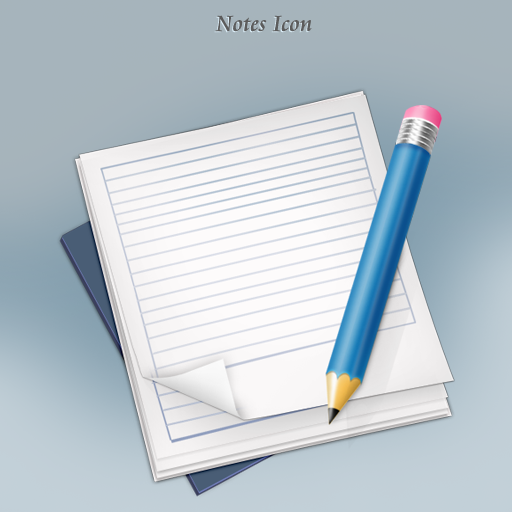 Notes Icon by ArKaNGL300