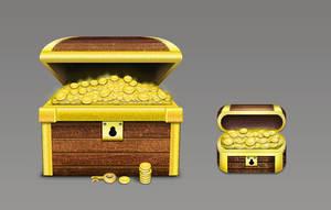 Treasure Icon by ArKaNGL300