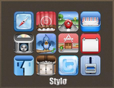 Stylo theme
